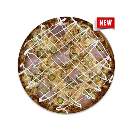 деревенская пицца 36 см