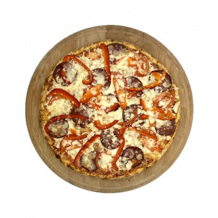 мясная пицца 36 см