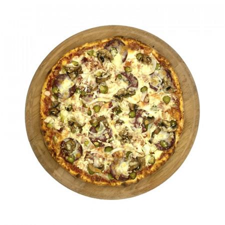 домашняя пицца 36 см