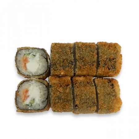 темпура с лососем