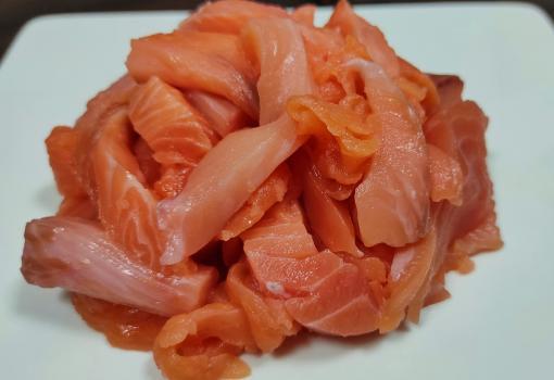лосось весовой