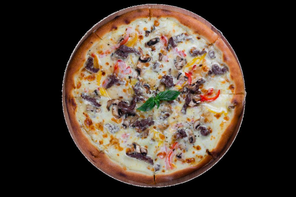 Пицца Говядина с ворчестером 30 см