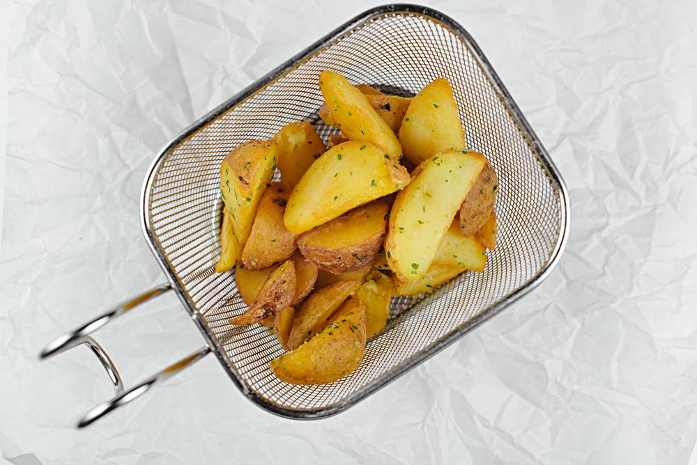 Картофель-фри по-селянски