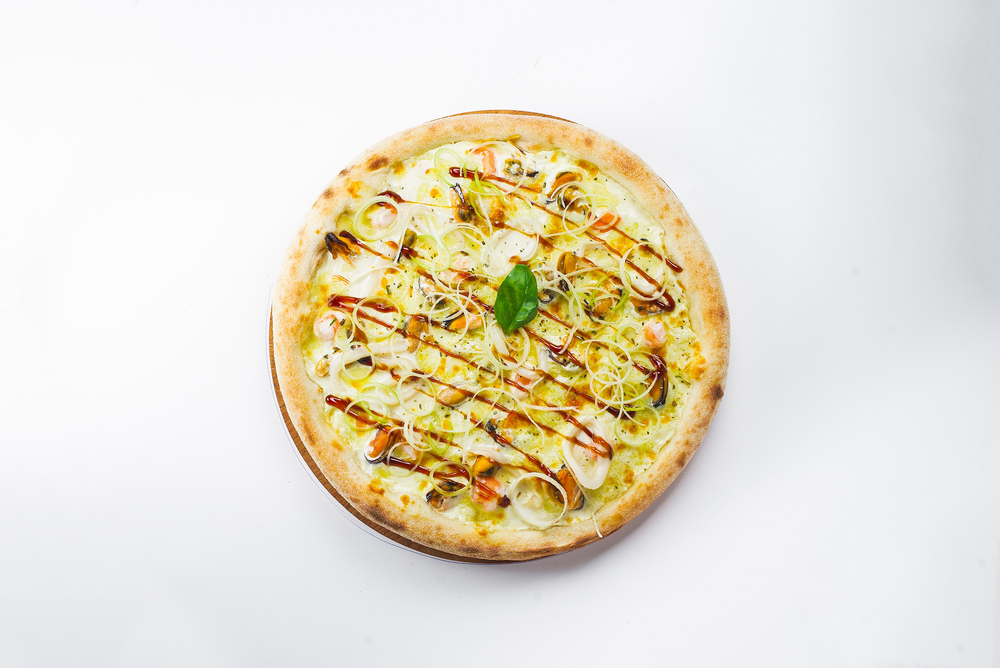 Пицца Морская 30 см