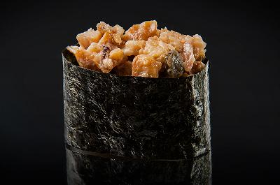 Спайс-суши угорь