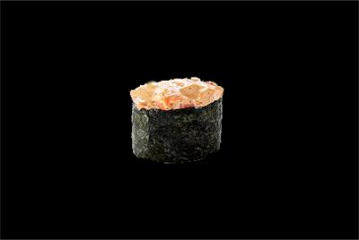 Спайс-суши окунь