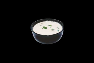 Суп сливочный с морепродуктами