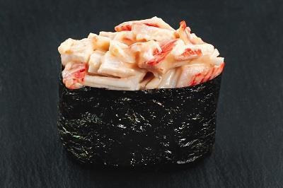 Спайси-суши краб