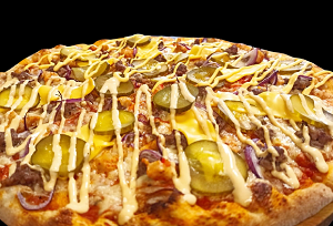Пицца Пицбургер