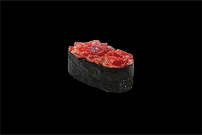 Спайси-суши тунец