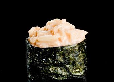 Спайси-суши креветка