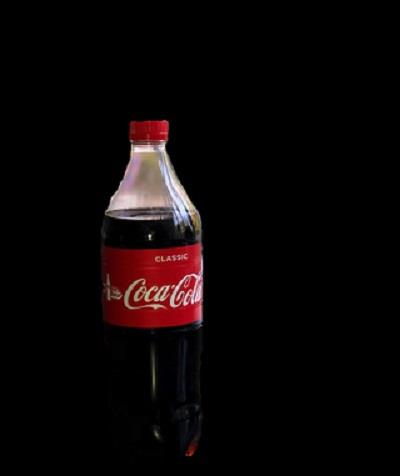 Кока-кола 0,9