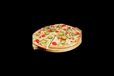 Пицца Тар Тар