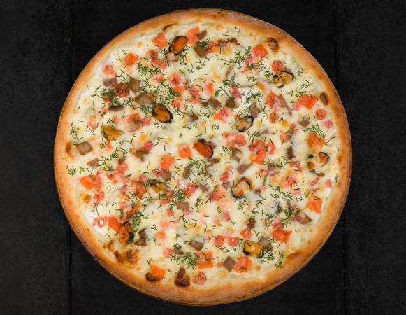 "пицца ""посейдон"" 40 см."