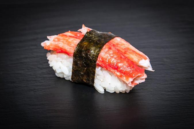 суши краб