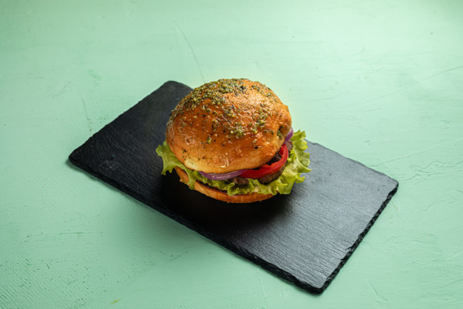 Бургер 6