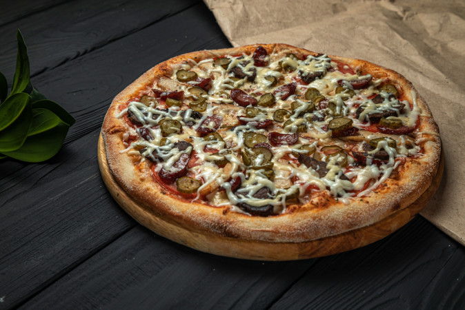 Пицца Санта Барбара