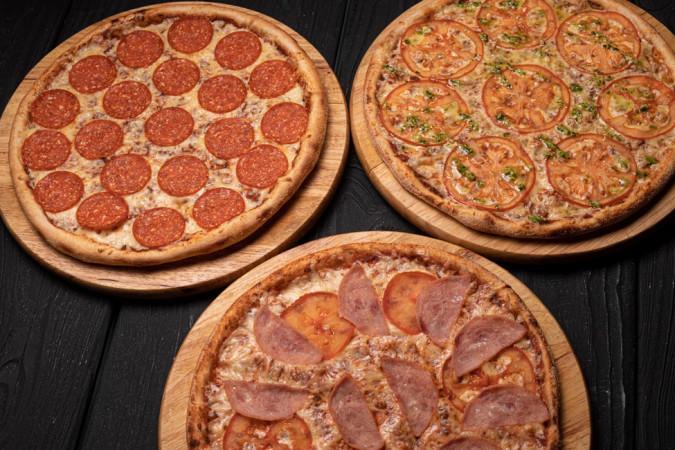 Комбо Пиццы