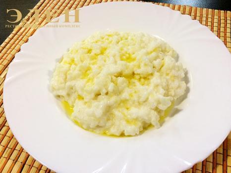 Каша молочная (пшенно-рисовая)