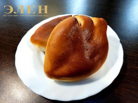 Пирог с рыбой рисом
