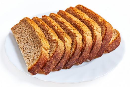 Хлеб сеяный/пшеничный 1 шт