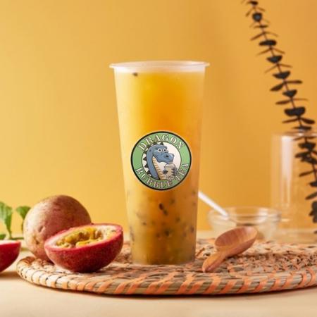 моли чай с апельсином и маракуей