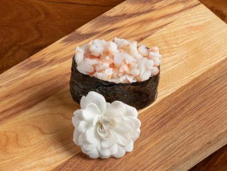 Спайси суши с креветкой (острые)
