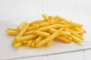 Картошка фри с соусом лечо
