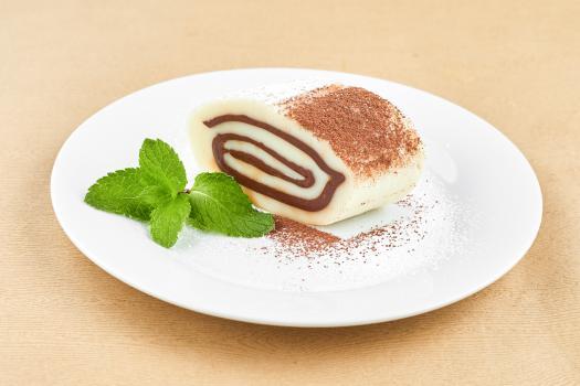 молочный пеламуши с шоколадом