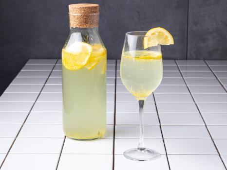 натуральный домашний лимонад 0.4
