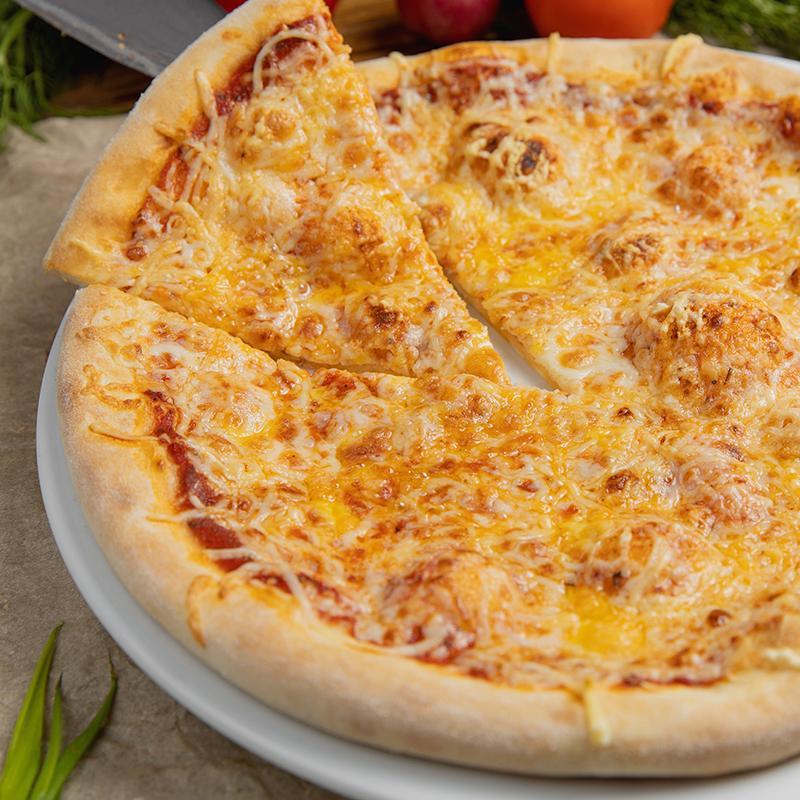"Пицца ""3 сыра"""