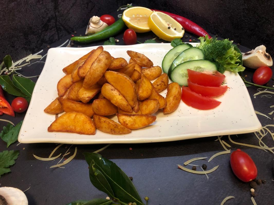Закуска №274 Картофельные дольки в специях