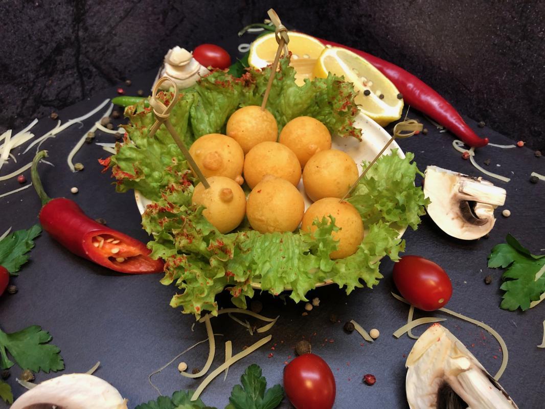 Закуска №276 Сырные шарики