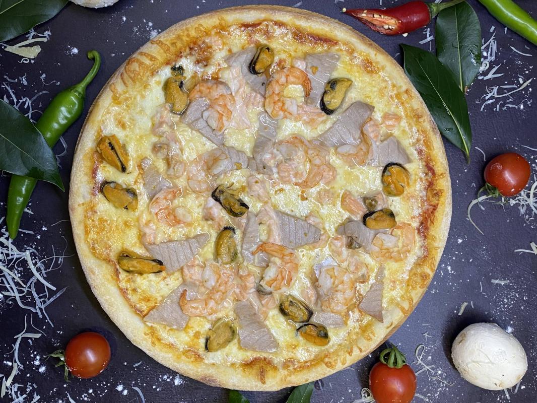 Пицца №235 Маринара
