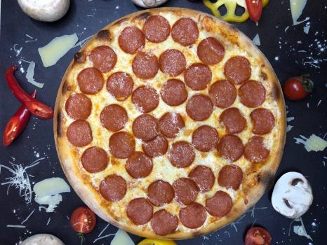 Пицца №217 Школьная без грибов