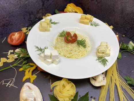 Паста №211 Спагетти 4 сыра