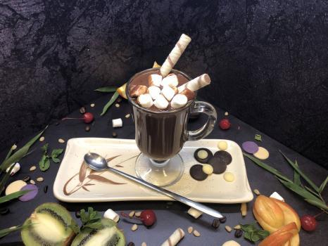 Десерт №330 Горячий шоколад