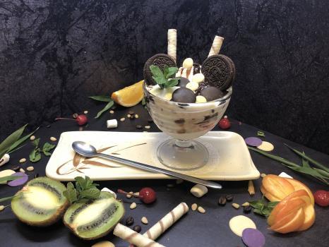 Десерт №325 Мороженое Шоколад и Орео