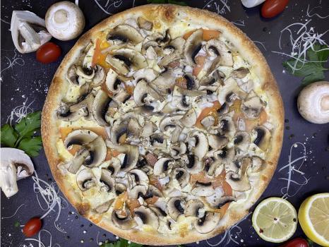 Пицца №225 Бьянко