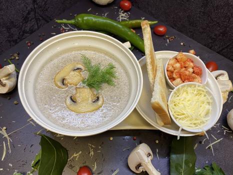 Суп №263 Крем-суп грибной