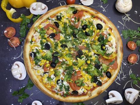 Пицца №240 Овощная