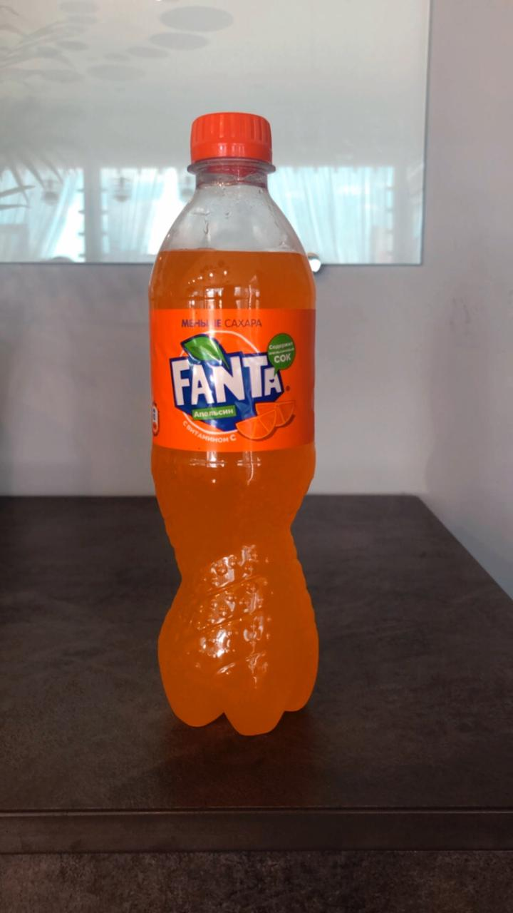 Фанта 0,5л