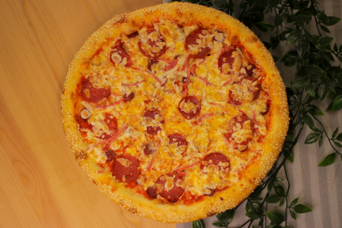 Пицца Кари