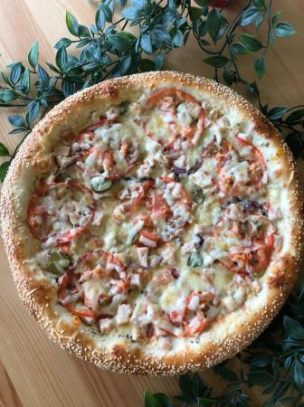 Пицца Чикен (халяль)