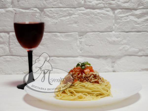 Спегетти Болоньезе