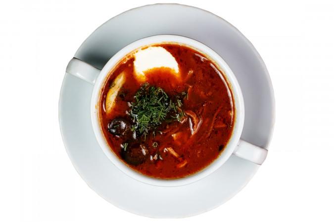 Суп Солянка 250 г