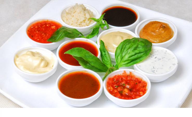Сметанный соус с зеленым луком 30 г