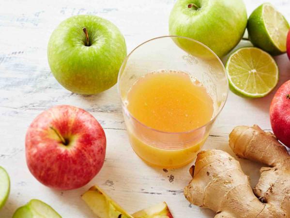Фреш яблочный с сельдереем и лимоном 200 мл