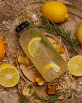 Лимонад домашний 0,5