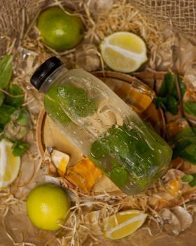 Лимонад мохито 0,5